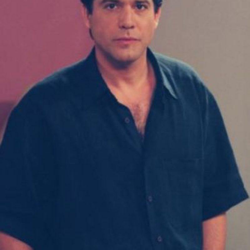 """Miguel de León era """"Douglas"""". Foto:vía Televisa"""