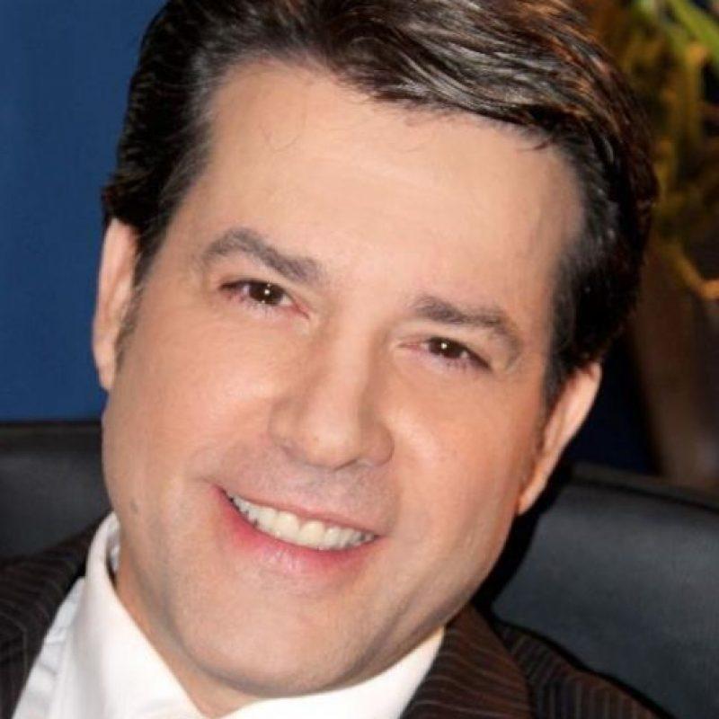 """Estuvo casado con Gabriela Spanic. También fue el padre en """"Carita de Ángel"""". Foto:vía Televisa"""