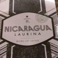 Nicaragua Laurina: Acentos de limón y almendras. Foto:vía Starbucks