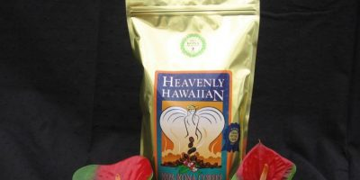 El café Heavenly Hawaiian cuesta 24. Foto: vía Heavenly Hawaiian