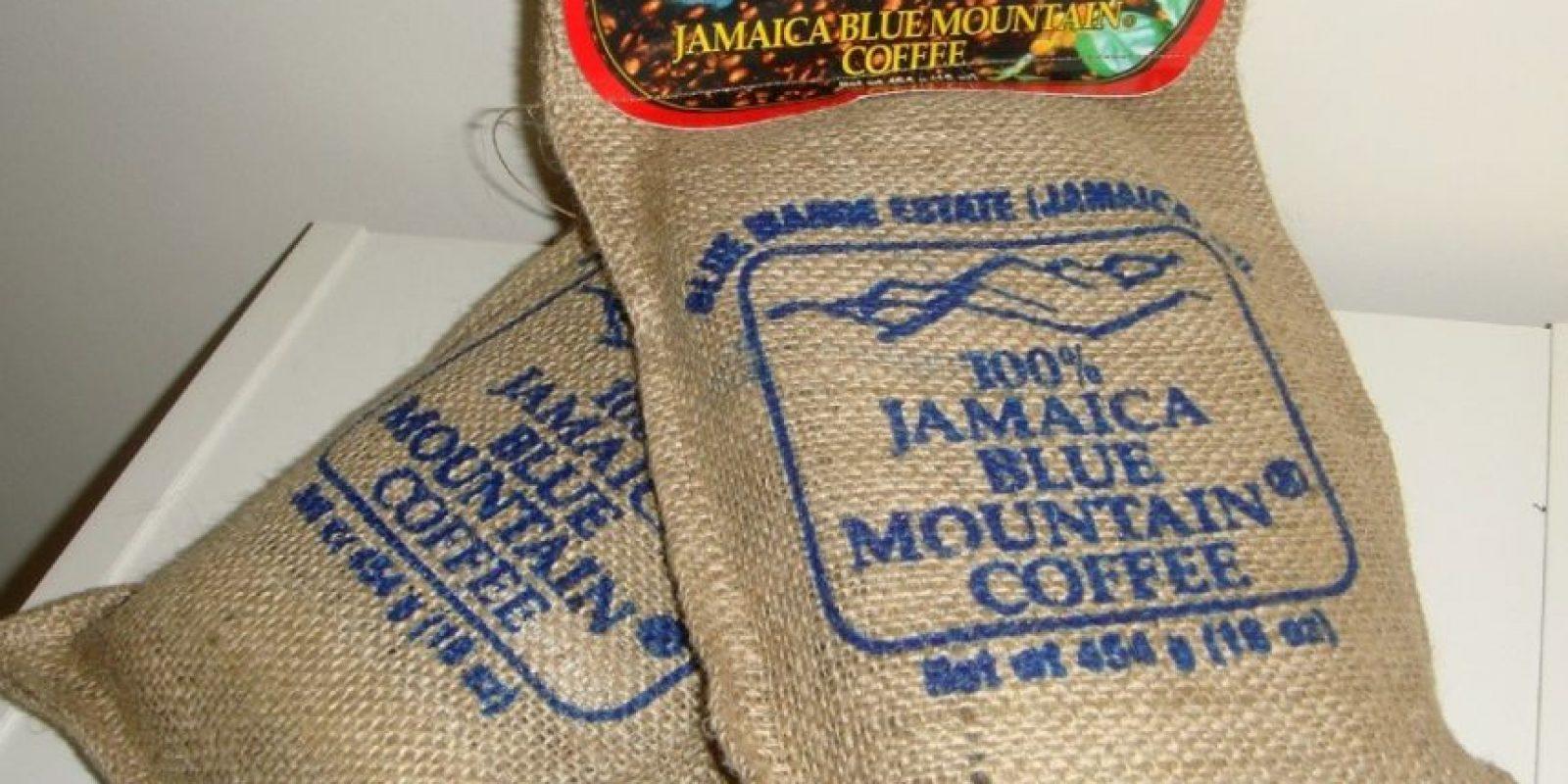 El café Blue Mountain de Jamaica es uno de los más suaves del mundo y uno de los de mejor reputación. Foto:vía Jamaica Blue Mountain