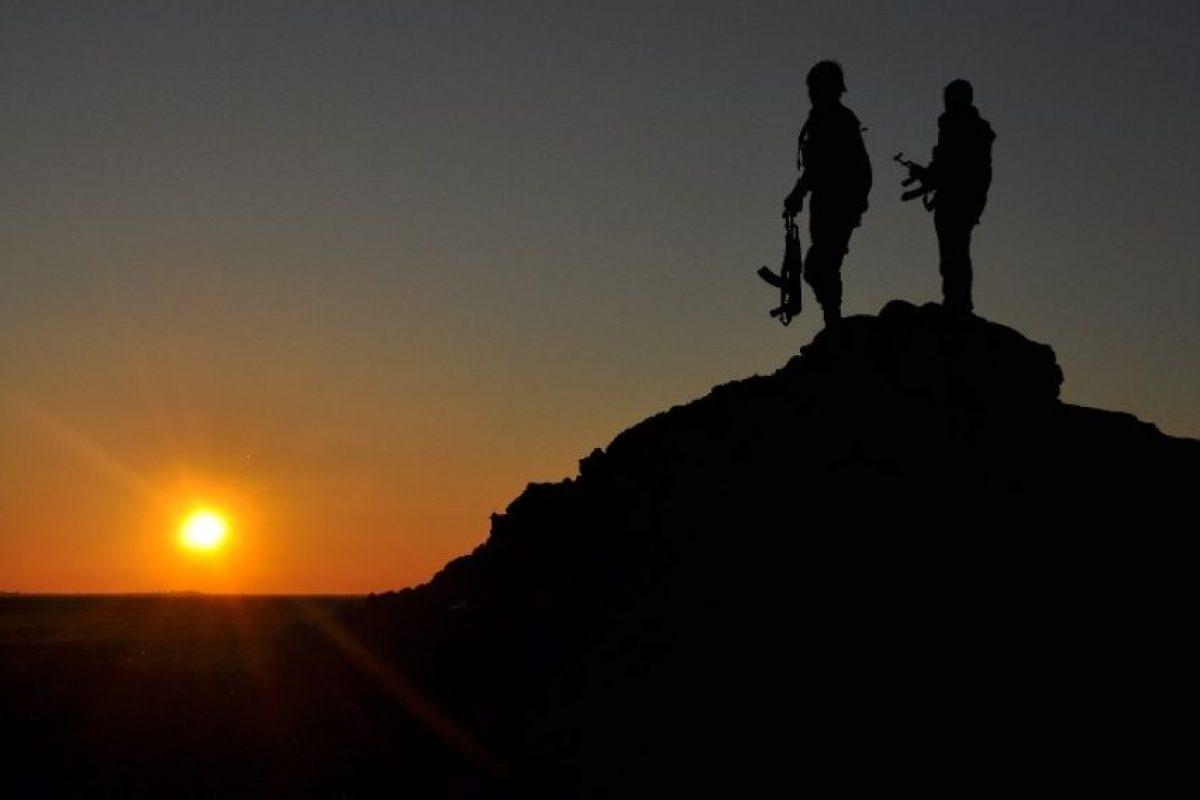 ¿Ha sido adecuada la intervención militar contra ISIS? Foto:Getty Images