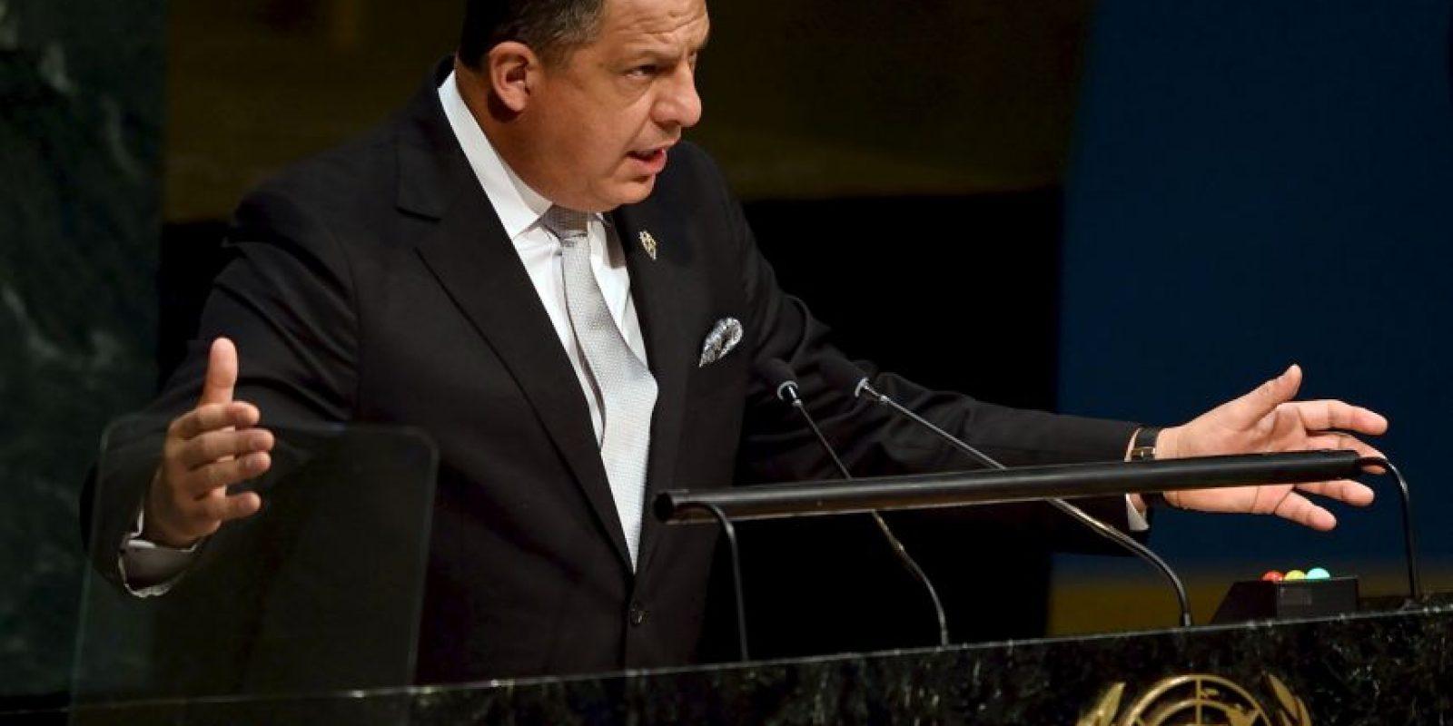 """""""Desde 1946, el proceso para seleccionar a quien ocupa el puesto más importante en la comunidad internacional ha quedado en la opacidad"""", expresó en el pleno de la Asamblea. Foto:AFP"""
