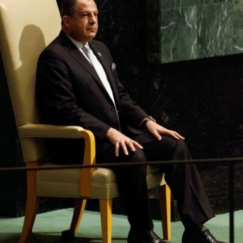Juan Carlos Varela – Presidente de Panamá Foto:AFP