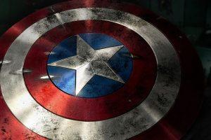 """El escudo """"Capitán América"""" es un arma de defensa y ofensa. Foto:vía facebook.com/CaptainAmerica"""