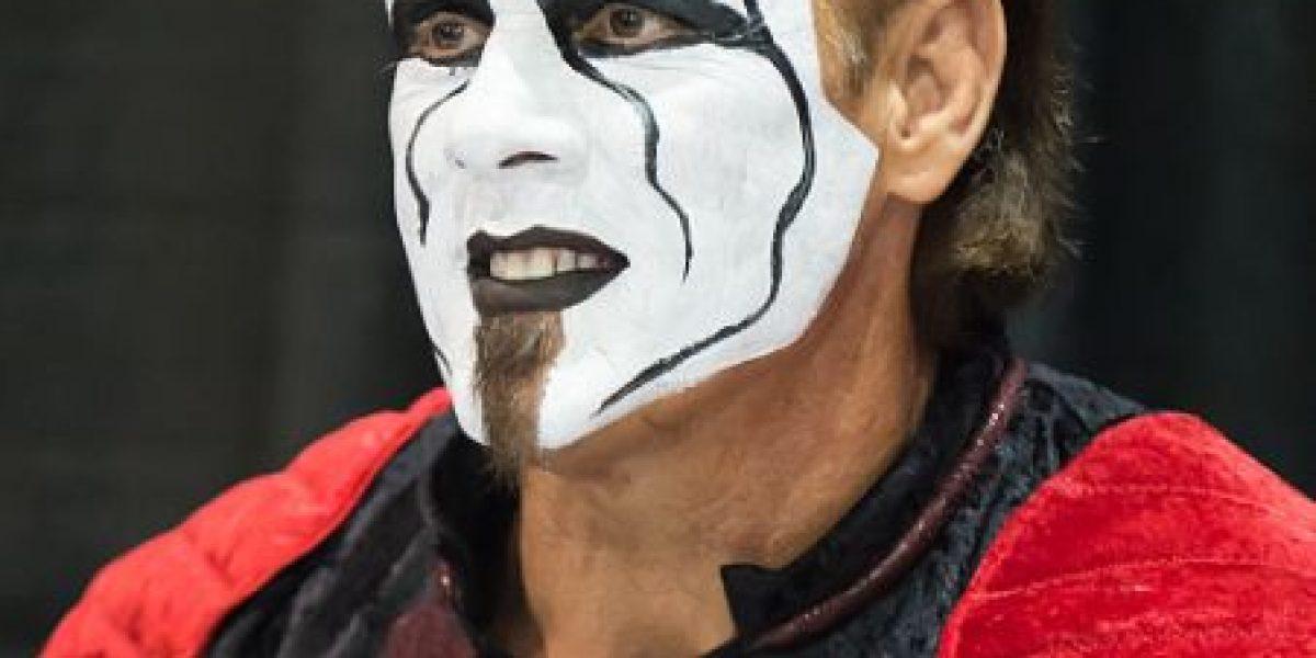 Sting sufre la misma lesión que retiró a estrella de la WWE