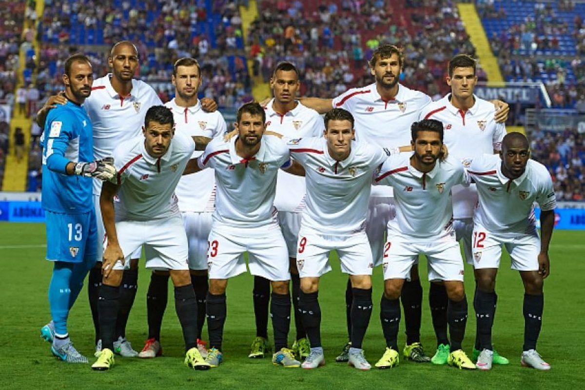 Sevilla está de visita en el Juventus Stadium para su segundo compromiso en la Champions League. Foto:Getty Images