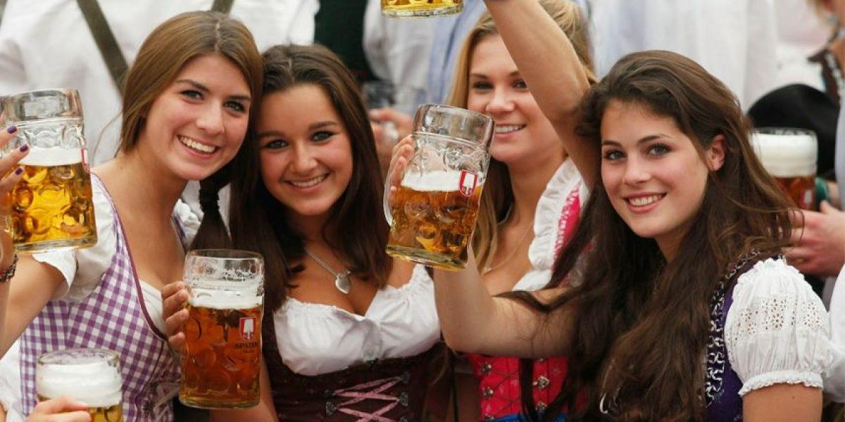 Esta cantidad de cerveza deben beber las mujeres para disminuir riesgo de infarto