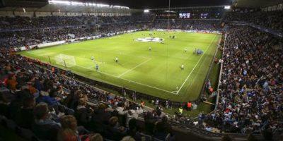 El Madrid consiguió su segundo triunfo en el grupo A de la Liga de Campeones. Foto:AFP y EFE
