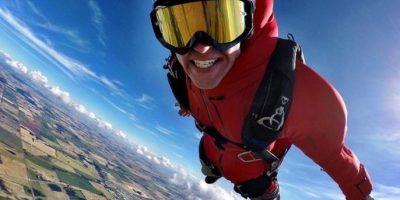 """Erik Roner, """"Daredevil"""", muere en accidente de paracaidismo"""