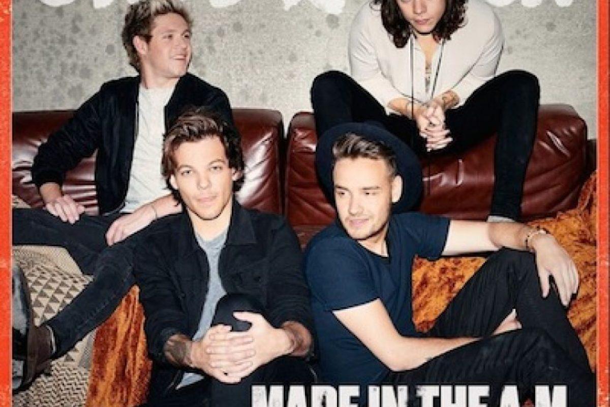 Lo que sucede es que tanto Justin Bieber como One Direction eligieron el 13 de noviembre para hacer sus lanzamientos musicales. Foto:Facebook/OneDirection