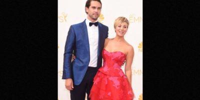 """La actriz Kaley Cuoco, conocida por su papel de """"Penny"""" en """"The Big Bang Theory"""", anunció su separación, de su marido Ryan Sweeting, tras 21 meses de matrimonio. Foto:Getty Images"""