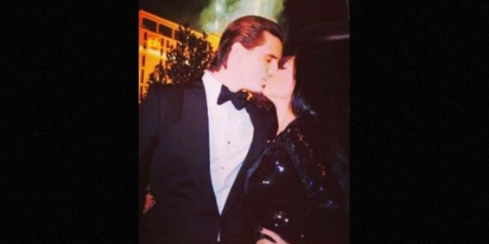 Kourtney Kardashian y Scott Disick Foto:Instagram/KourtneyKardashian
