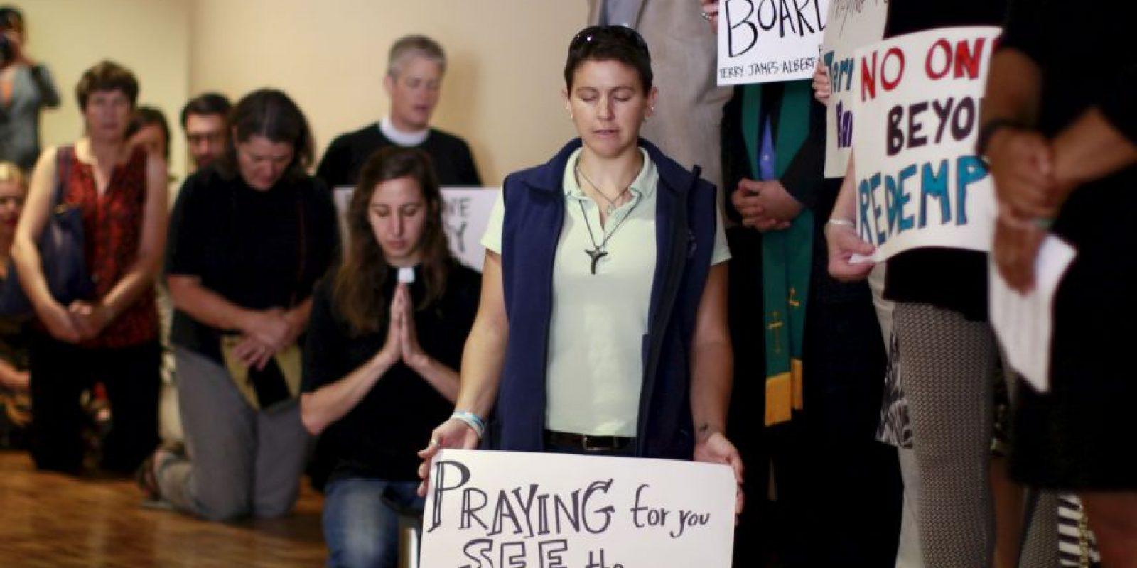 A pesar de todo, su hija comentó haberla perdonado Foto:AP