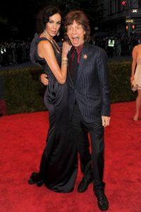La novia de Mick Jagger se suicidó el 17 de marzo de 2104. Foto:Getty Images