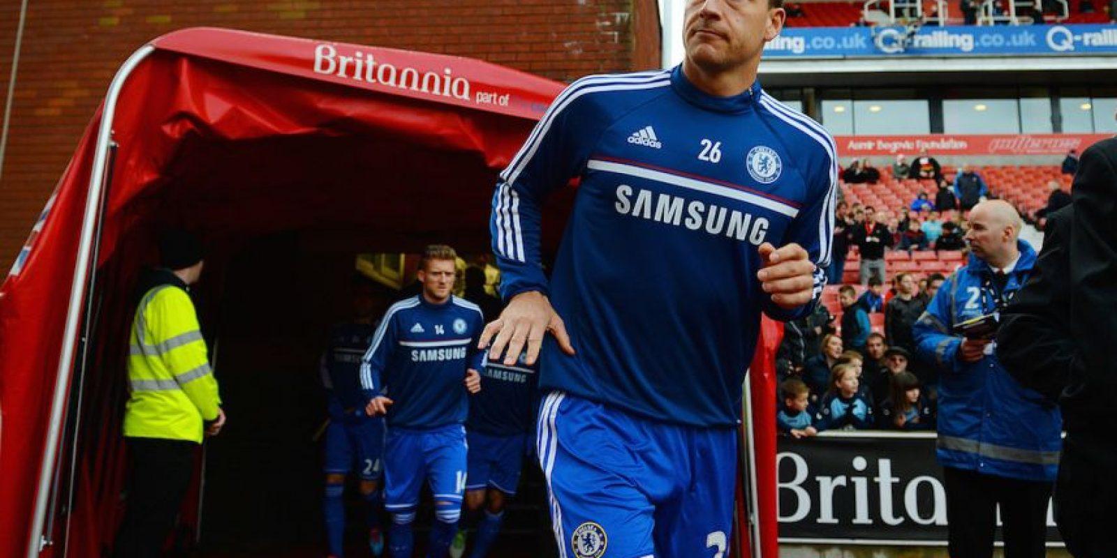 Como capitán del Chelsea de Inglaterra, John Terry ha tenido una carrera destacada, pero fuera de las canchas, los escándalos han empañado su trayectoria. Aquí recordamos algunos de ellos. Foto:Getty Images