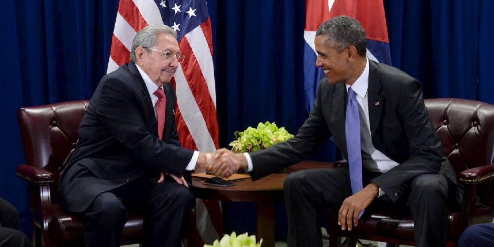 Ambos gestionan el restablecimiento total de las relaciones diplomáticas de ambos países. Foto:Getty Images