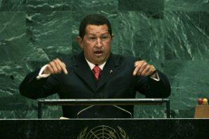 1. Hugo Chávez en 2006, presidente de Venezuela Foto:Getty Images