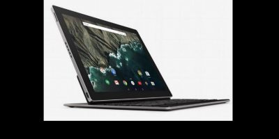 Es quizás el lanzamiento más importante del evento. La tableta de 10.2 pulgadas posee un teclado desmontable y el nuevo Android Marshmallow. Podría competir con el iPad Pro de Apple y las Surface de Microsoft Foto:Google