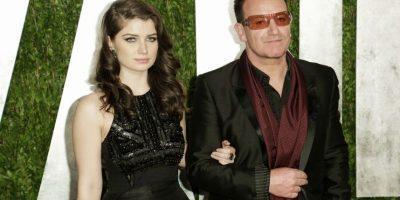 FOTOS. Las sensuales imágenes de la hija de Bono que él preferiría no ver