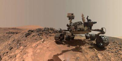 La misión espacial Curiosity aterrizó en Marte exitosamente en el cráter Gale en agosto de 2012. Foto:Vía nasa.gov