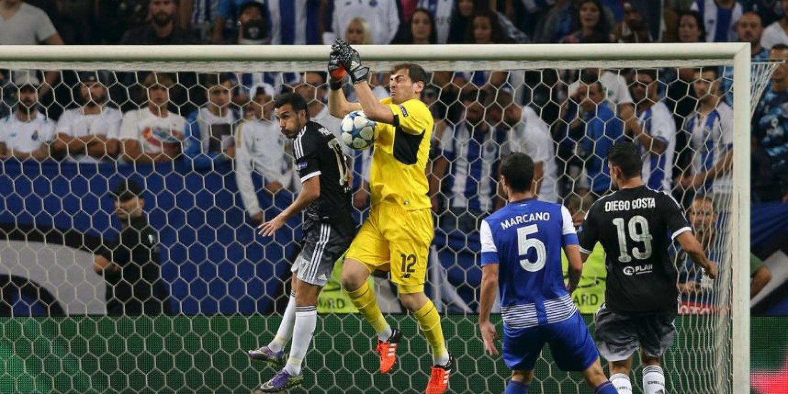 Marchan como segundos del grupo G, debajo del Dinamo de Kiev por diferencia de goles Foto:Getty Images