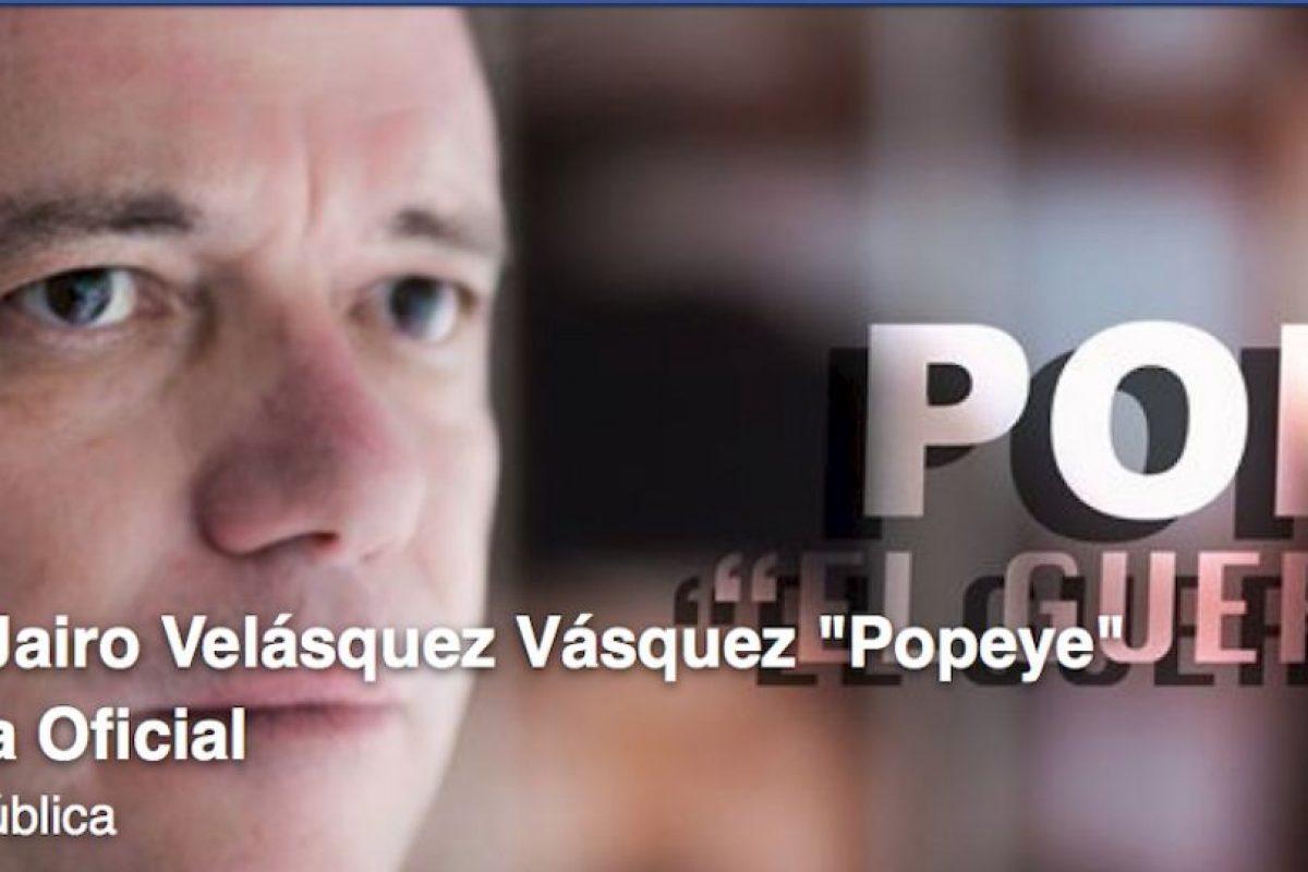 """Tuvo que matar a uno de sus amores: Wendy Chavarriaga. Foto:vía Facebook/John Jairo Velásquez Vasques """"Popeye"""""""