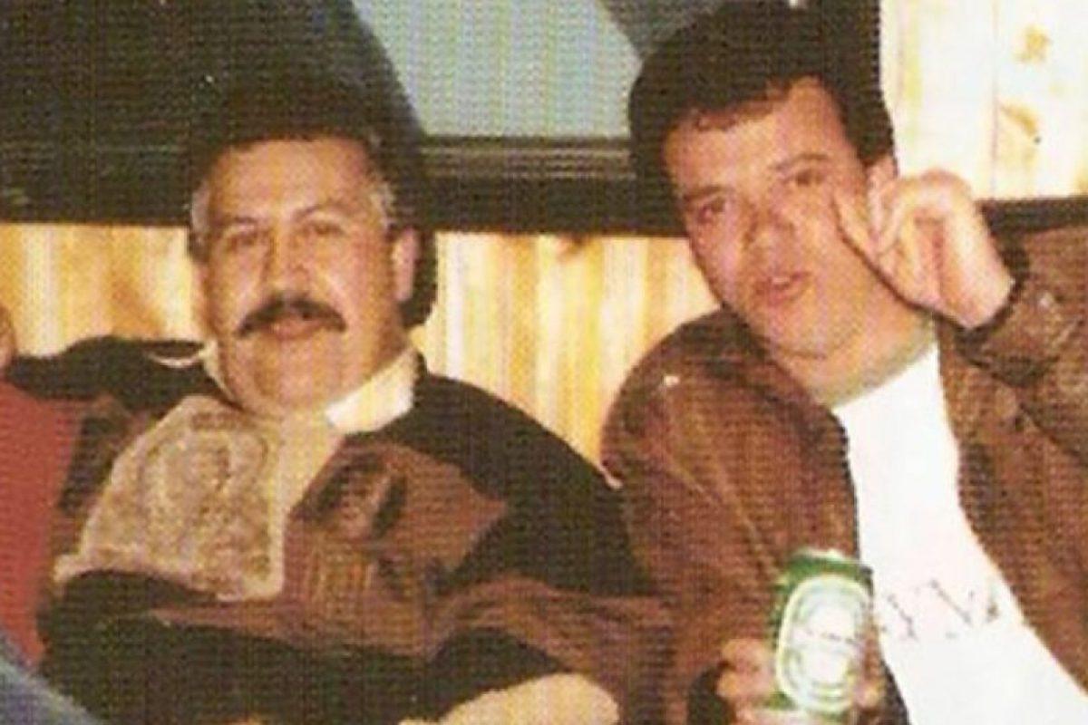 """También ejecutó al Procurador General Carlos Mario Hoyos. Foto:vía Facebook/John Jairo Velásquez Vasques """"Popeye"""""""