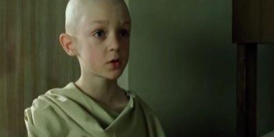 """""""Matrix"""": Así luce ahora el niño  que enseña a """"Neo"""" el truco de la cuchara"""