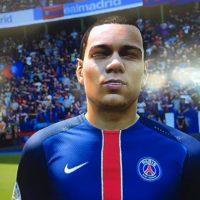 6. Futbolista se molesta por no incluir sus tatuajes en su avatar del juego. Foto:Vía twitter.com/Gvanderwiel