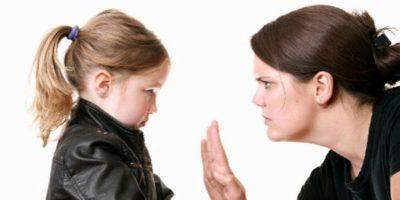 2. No mejora su comportamiento con regaños. Foto:Pixabay