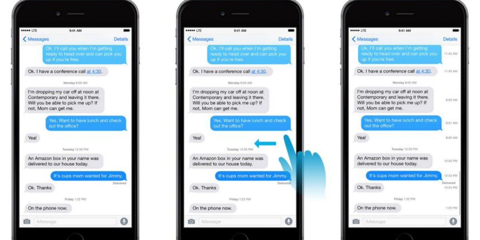 2.- Ahora el error que no permitía activar la aplicación para mensajes oficial de iPhone está resuelto Foto:Apple