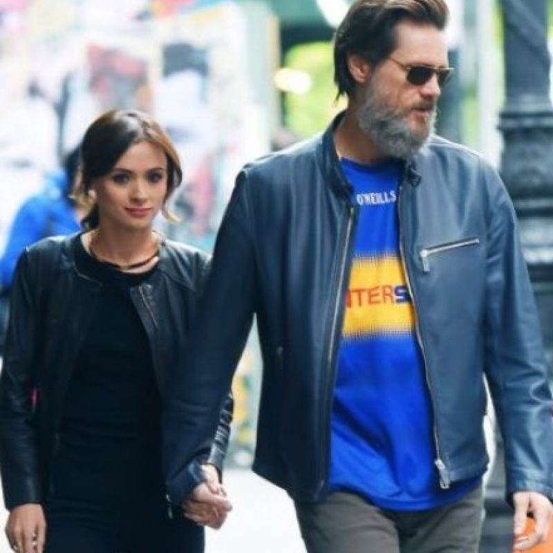 La maquilladora irlandesa era novia del actor Jim Carrey. Foto:Grosby Geoup