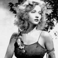 Carole Landis, se suicidó el 5 de julio de 1948. Foto:Tumbrl
