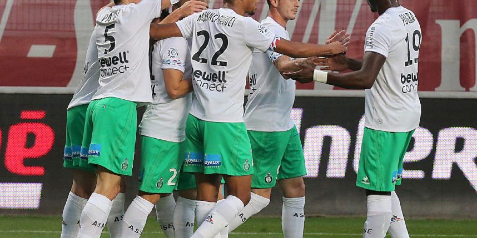 Aunque el dominio del PSG es avasallador, este equipo se mantiene como su escolta por encima de los tradicionales contendientes al título: Mónaco (9º), Olympique de Lyon (8º) y Marseilla (15º). En 8 fechas, suman 16 puntos gracias a 5 victorias y un empate. Foto:AFP
