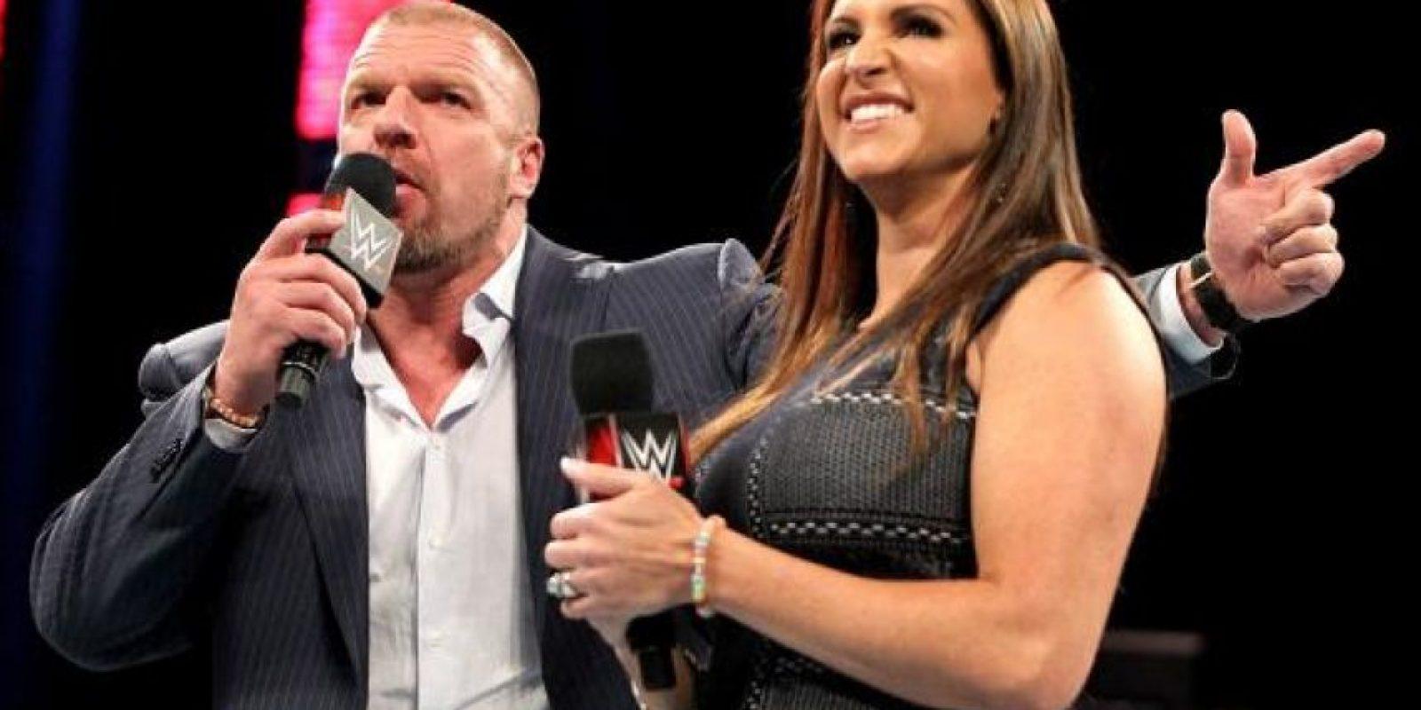 El Director de Operaciones tiene 46 años Foto:WWE