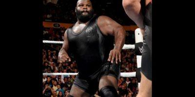 Mark Henry Foto:WWE
