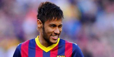 Y se consolidó como pareja de Lionel Messi en el Barça. Foto:Getty Images