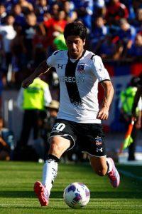 2. Jaime Valdés (Colo Colo) Foto:Getty Images