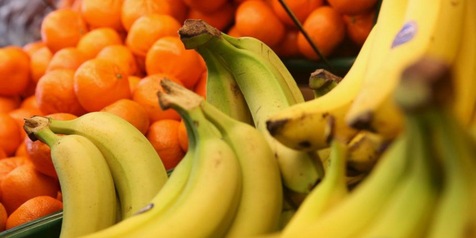 6. Después del entrenamiento: • batido de proteína vegano y un plátano Foto:Getty Images