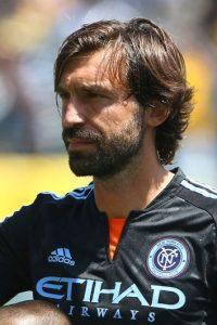 ESTADOS UNIDOS: 1. Andrea Pirlo (New York City FC) Foto:Getty Images