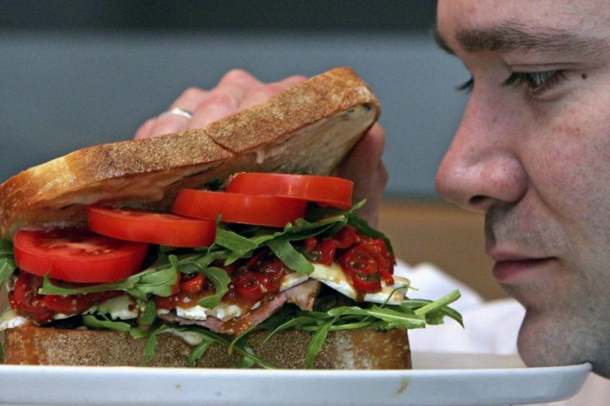 5. Cena: • Igual que el desayuno Foto:Getty Images