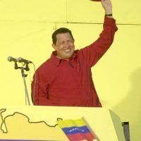 1. Hugo Chávez, expresidente de Venezuela. Foto:Getty Images
