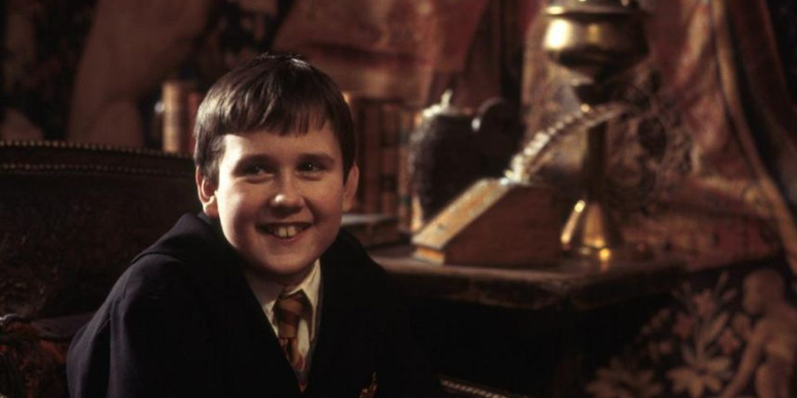 """Desde los 12 años le dio vida a """"Neville Longobottom"""" Foto:vía facebook.com/harrypottermovies"""