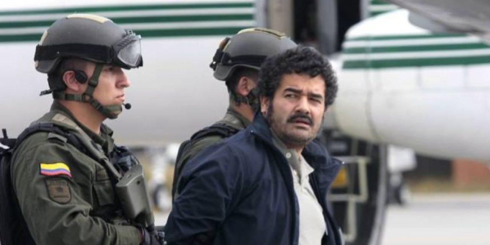 Fue extraditado hace dos años a Estados Unidos. Foto:vía Inpec