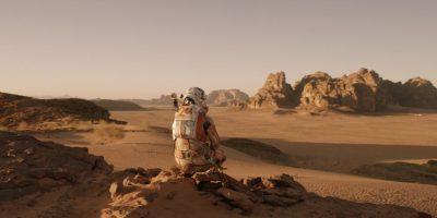 """""""The Martian"""" es más que un hombre olvidado en Marte"""