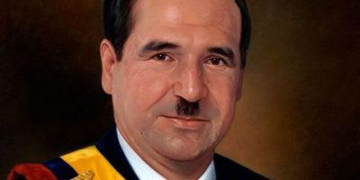 """6. Abdalá Bucaram """"El Loco"""", expresidente de Ecuador. Foto:Wikimedia"""