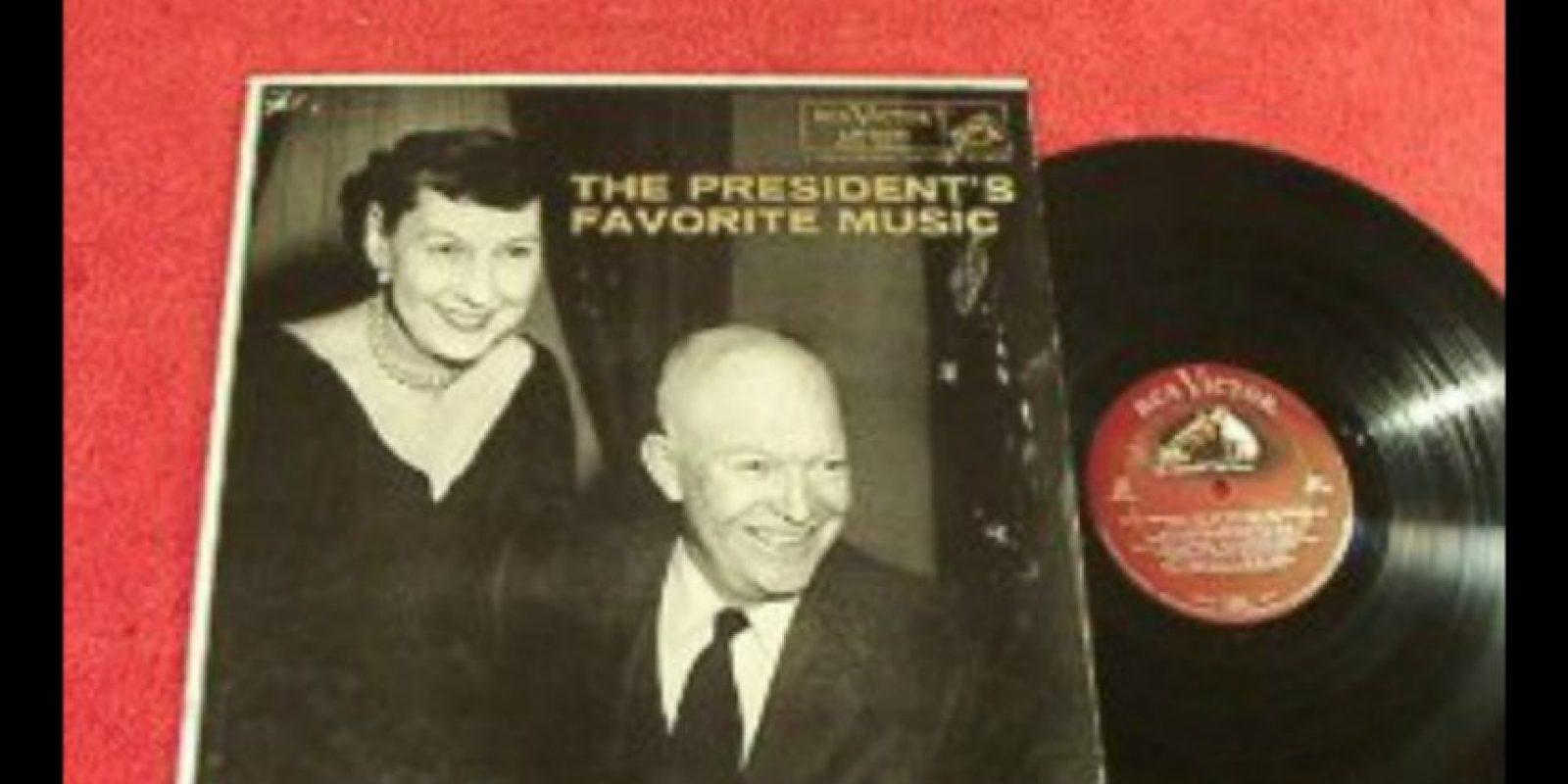 4. Dwight D. Eisenhower, expresidente de Estados Unidos. Foto:Amazon.com