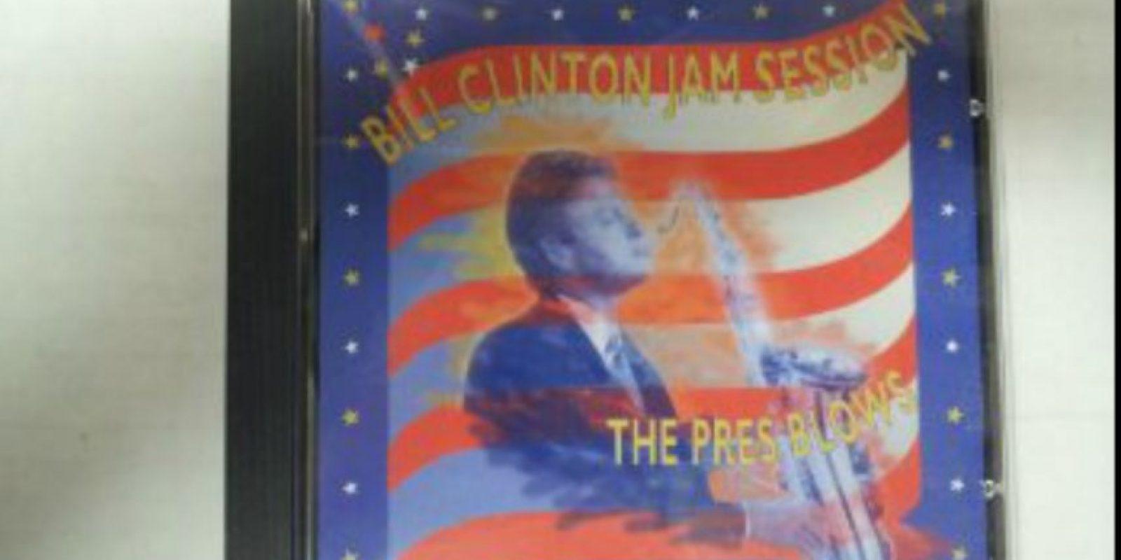 """Su material discográfico se llama """"Jam Sessions: The Pres Blows"""". Foto:Amazon.com"""