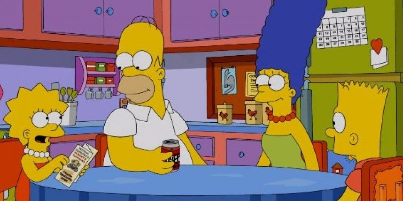 """Los """"Simpson"""" es una serie estadounidense en formato animado Foto:20th Century Fox"""